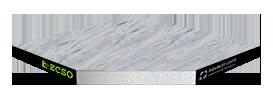 Фальшпол - ECSO KS 36 ST/PVC
