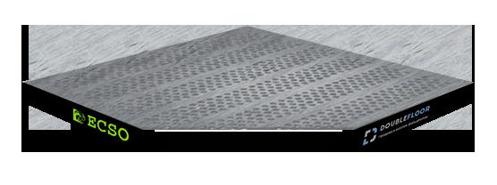 Фальшпол - ECSO EFSU 38/24/PVC