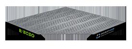 Фальшпол - ECSO EFSU 33/38/PVC