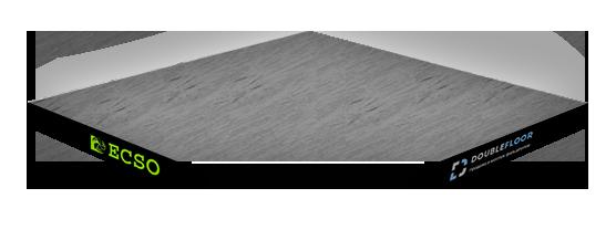 Фальшпол - ECSO ESU 33/0/PVC