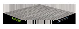 Фальшпол - ECSO EFSU 35/50/PVC