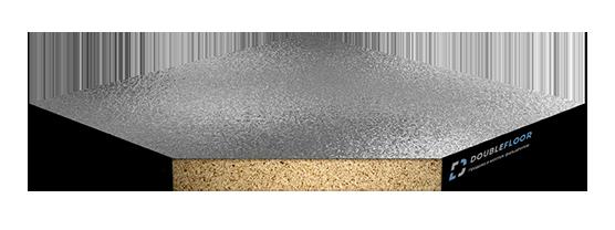 Фальшпол - Интерстрой ДСП (38), верх алюминиевая фольга