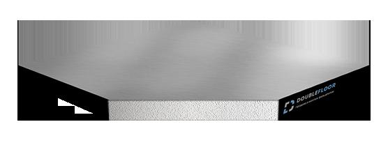 Фальшпол - Perfaten Атлант Solid (36 мм), верх стальной оцинкованный лист